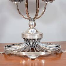 2651 sheffield silver plate wire and bristol glass epergne