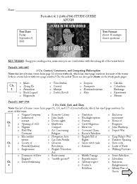 study guides periods 1 8 progressive era the united states