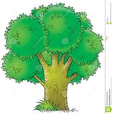tree stock illustration illustration of card icon kiddish 3085221