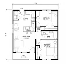 floor plans craftsman craftsman bungalow 771 square foot ranch floor plan