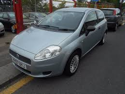 fiat grande punto 1 2 active 3dr 2007 model 73 000 miles some