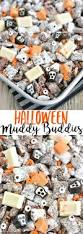 halloween muddy buddies recipe easy halloween treats easy