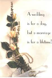 marriage celebration quotes marriage is a lifetime commitment wedding day june 14 2014