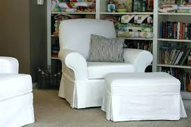 chair and ottoman slipcover chair and ottoman slipcovers chair with ottoman chair and