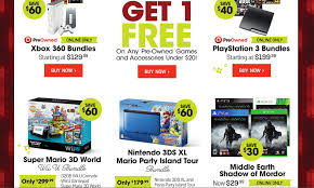 gamestop black friday deals gamestop u0027s cyber monday deals revealed lasts all week