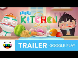 toca kitchen apk toca kitchen 2 android apps on play