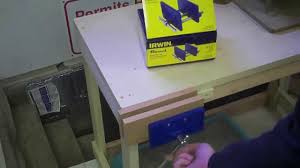6 Inch Bench Vise Irwin 6 Inch Vice Review Youtube