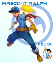 fix felix wreck ralph image 1489012 zerochan anime