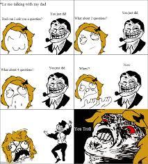 Troll Pics Meme - ragegenerator rage comic troll dad