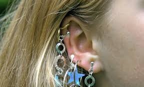 best earrings for cartilage cartilage piercing absolutely everything you need to