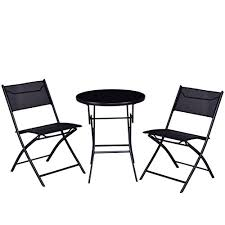 outdoor cafe table and chairs small garden table and chairs review