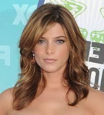medium long hairstyles for thick hair women medium haircut