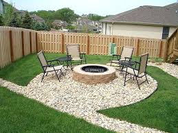 Backyard Gravel Ideas Fire Pits Inspiration For Backyard Fire Pit Designs Gravel Area
