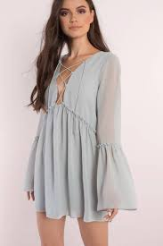 shift dress blue day dress lace up dress blue dress day dress 33