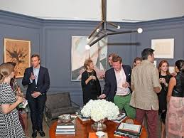 Architectural Digest Home Design Show In New York City Ad Goes Behind The Scenes At Sotheby U0027s Designer Showhouse 2015