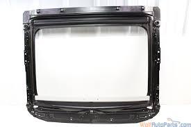 black rectangle l shade 08 12 audi s5 b8 4 2l sunroof frame w shade 8t0877049 127795