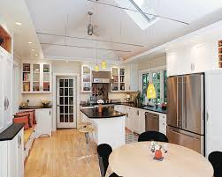 Kitchen With Vaulted Ceilings Ideas Vaulted Ceiling Design Pictures Remodel Decor And Ideas Plank