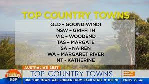 country towns australia s best country towns for employment and lifestyle