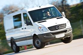 bmw sprinter van 2012 mercedes benz sprinter bluetec 2500 long term verdict
