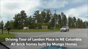 luxury homes columbia sc tour of landon place in ne columbia sc by mungo homes youtube