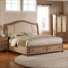 bedroom awesome queen platform bed with storage and headboard