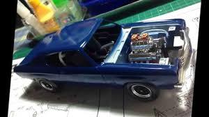1970 Chevelle Interior Kit 1970 Chevelle 1 24 Scale Model Kit Youtube