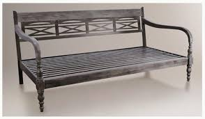 iso indonesian style daybed