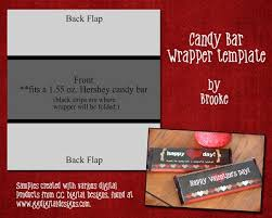 29 images of christmas candy bar covers template infovia net