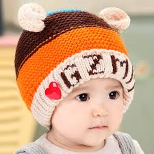 baby thanksgiving hat korean children s winter crochet hat chapeu infantil baby caps for