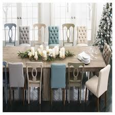 Brookline Tufted Dining Chair Brookline Tufted Dining Chair Taupe Set Of 2 Threshold Target