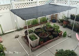 Free Standing Canopy Patio Diy Freestanding Shade Canopy For Garden The Joy Blog