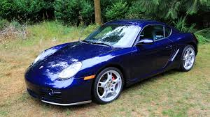 Porsche Macan Midnight Blue - s model my new lapis blue 2006 cayman s