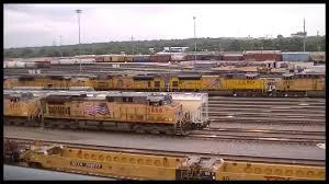 Backyard Fort Worth - union pacific rail yard fort worth tx youtube