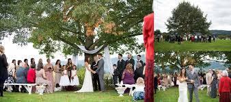 Long Farm Barn Wedding Oregon Barnyard Luxe Fall Wedding