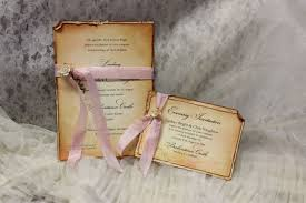 wedding invitations kildare the paper shop shabby chic vintage invitations distressed edges