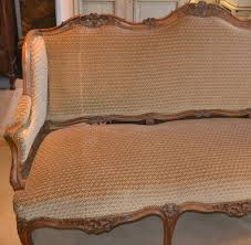 canape regence regence canape in walnut cal a vie antique boutiqe