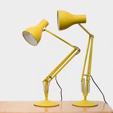 Yellow Table Lamp Type 75 Desk Lamp Margaret Howell Yellow Ochre Edition