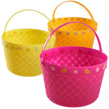 basket easter prextex easter eggs basket great for easter egg hunts