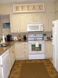 kitchen delighful decorating ideas using l shaped white wooden