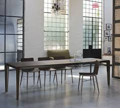 senso extendable dining table bontempi casa