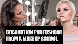 mua makeup school learn create inspire graduation photoshoot mua