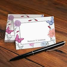 custom note cards uprinting