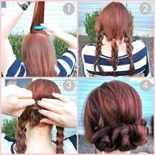 quick hairstyles medium length hair cute easy hairstyles updos easy hairstyles updos cute hairstyles