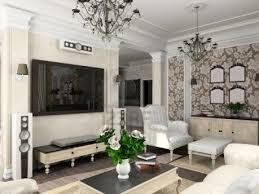 Classic White Interior Design Classic Design Living Room Classic Living Room Designclassic