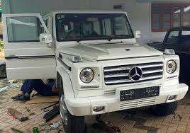 mercedes safari suv 4 indian cars modified into exotics