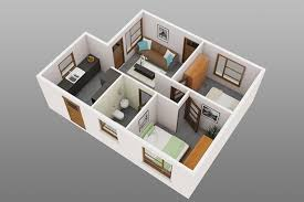 2 bedroom small house plans 3d house design two bedroom best bedroom small house plans 3d 2