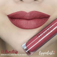 Lipstik Wardah Exclusive Light plum it up wardah exclusive matte lip from wardah cosmetics