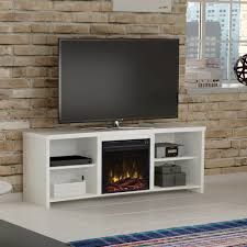 classic flame shelter cove 65 in media console electric fireplace