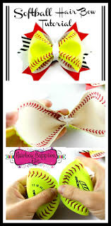 hairbow supplies 25 best softball hair bows ideas on softball bows