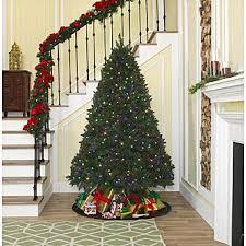 holiday showtime 7 u0027 christmas tree northern lights spruce sears